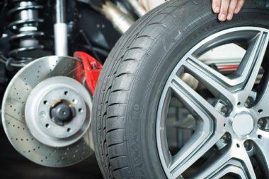 Bremsen- und Reifenservice